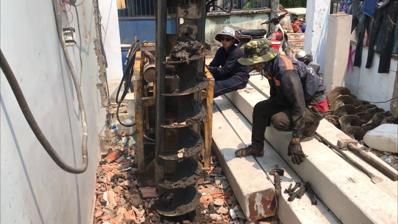 Ép cọc bê tông giá rẻ tại Biên Hòa